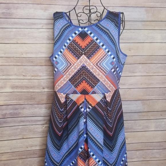 Liz Claiborne Dresses & Skirts - Liz Claiborne 14 blue sleeveless dress